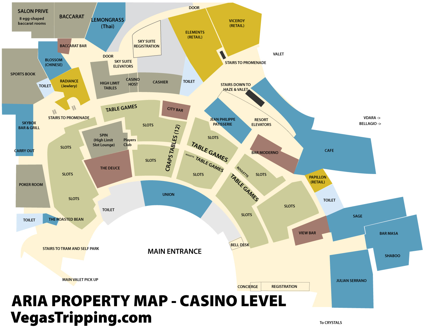 Casino property map london ontario slot machines