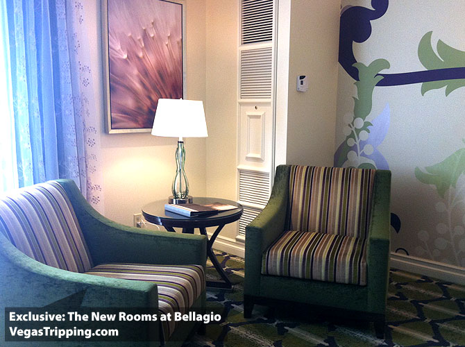 Bellagio New Room Renovations