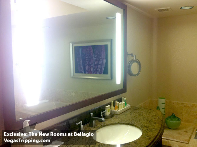 First Look The Newly Renovated Rooms At Bellagio