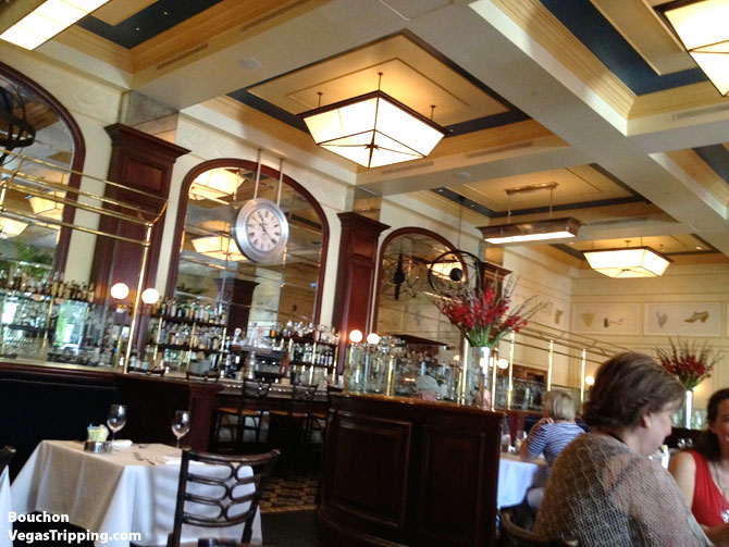 Bouchon 2013 Dining Room