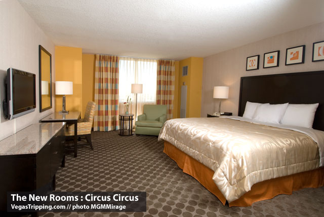 How Much Is Circus Circus Hotel Rooms