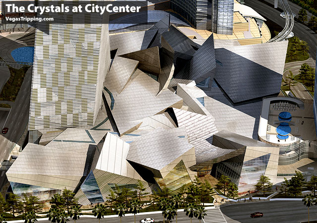 Citycenter Crystals Day