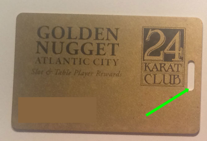 golden nugget atlantic city players card