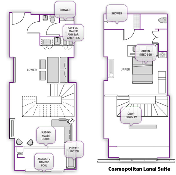 28 cosmopolitan las vegas floor plan las vegas for Cosmopolitan home designs
