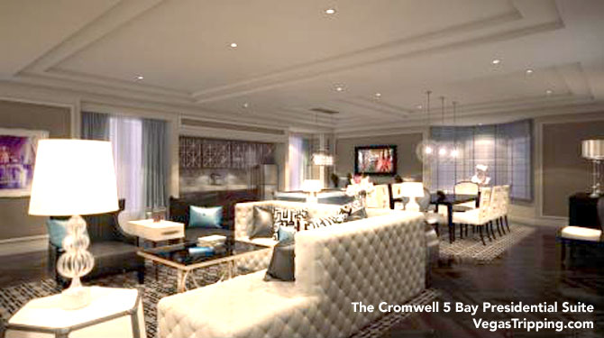 Cromwell 4 Bay Suite