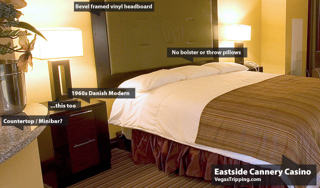 The New Standard Deluxe Rooms At The Eastside Cannery