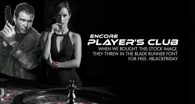 Encore Players Club Blackfriday