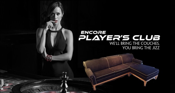 Encore Players Club Couches