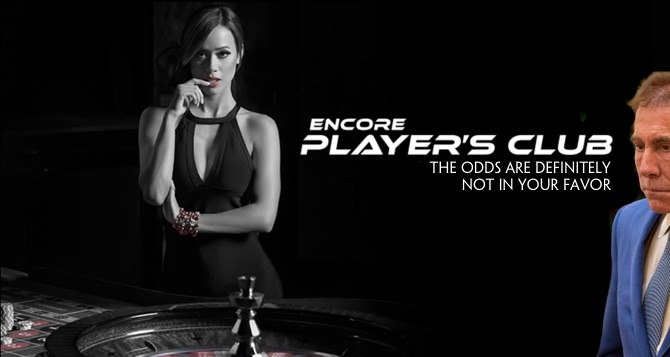 Encore Players Club Odds