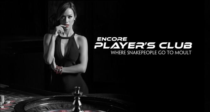 Encore Players Club Snakepeople