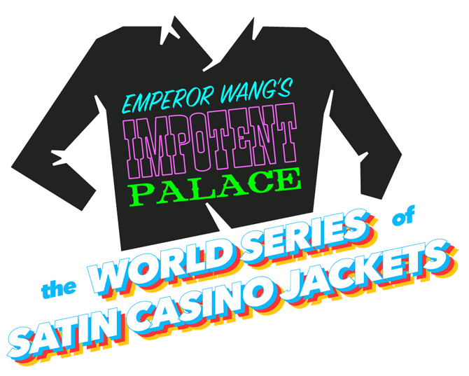 World Series of Satin Casino Jackets