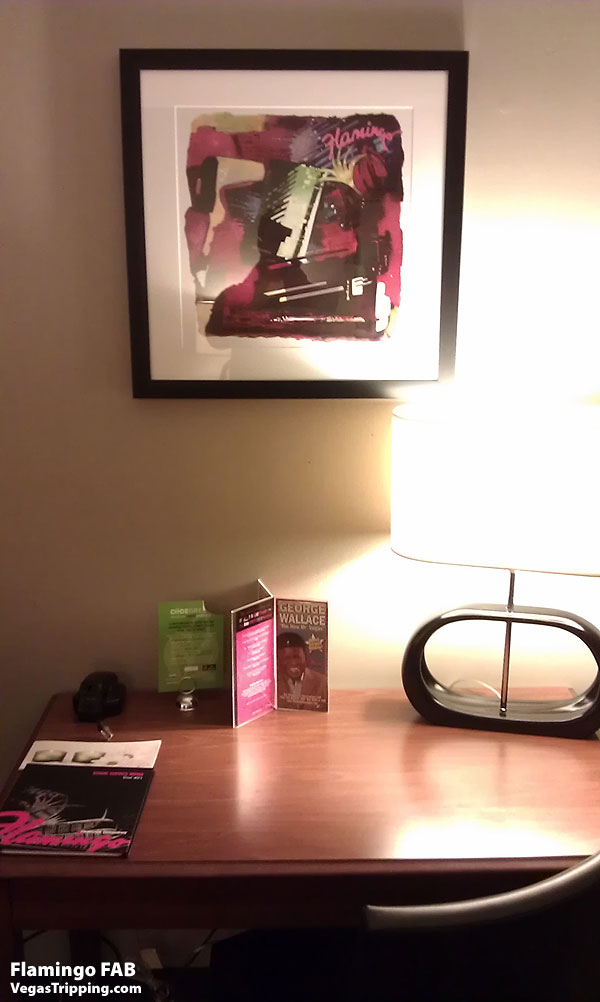 Flamingo Las Vegas FAB Rooms ReviewDesk