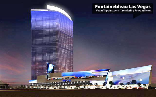 Fontainebleau Rendering