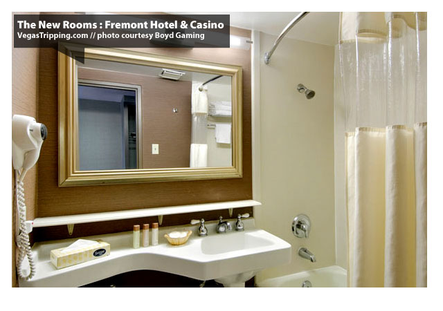 The New Rooms At Fremont Hotel Amp Casino Vegastripping Com