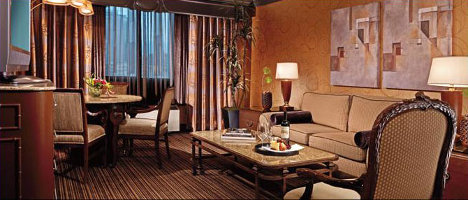 Golden nugget adds an element of everyone into their new suites for Golden nugget 2 bedroom parlor suite