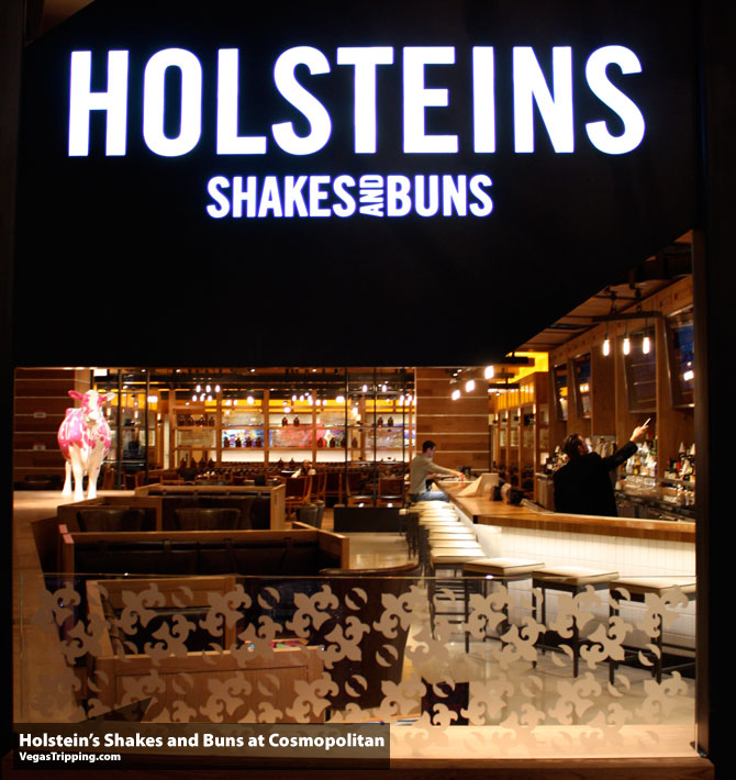 Holstein's Shakes and Buns