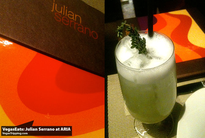 Julian Serrano Tapas at ARIA Las Vegas Restaurant Review