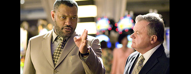 Laurence Fishburne to Join CSI : Las Vegas