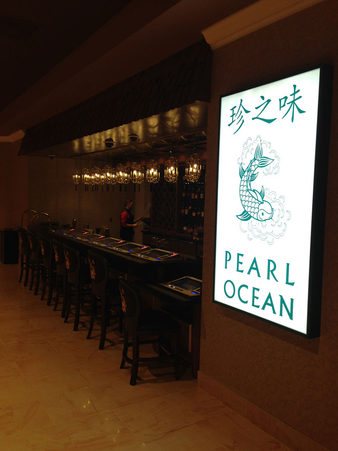 Lucky Dragon 13 Pearl Ocean