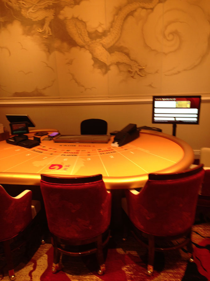 Lucky Dragon 15 Private Gaming