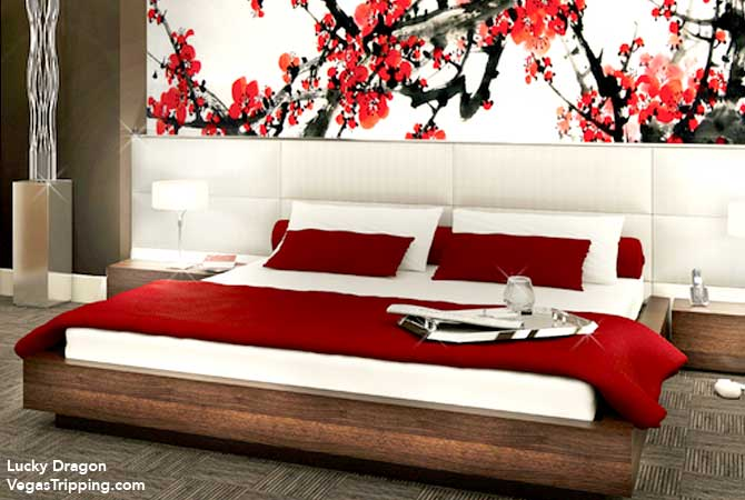 Lucky Dragon 2015 Bed