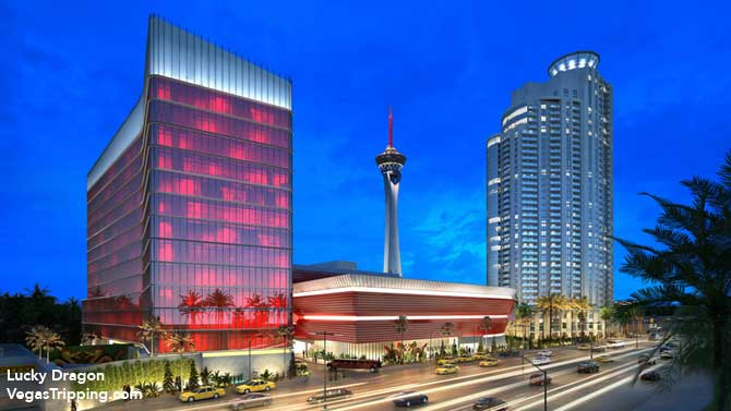 Lucky Dragon 2015 Exterior