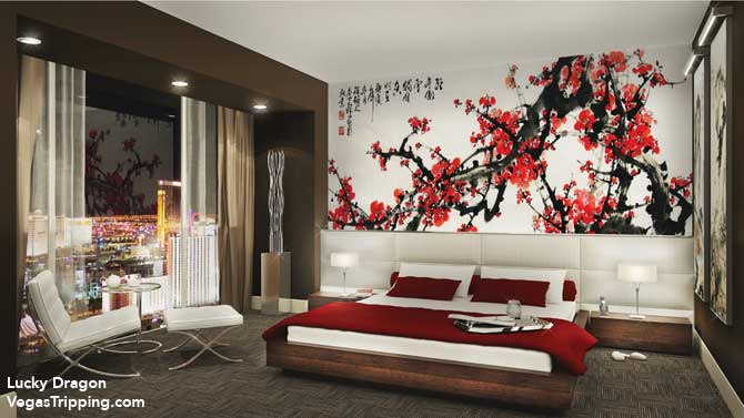 Lucky Dragon 2015 Room