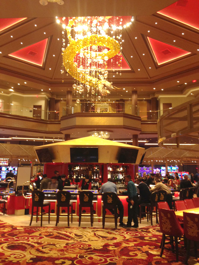 Lucky Dragon 3 Casino Floor