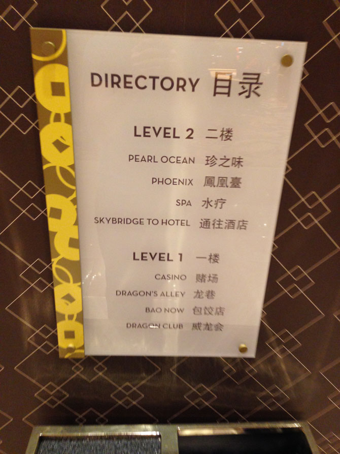Lucky Dragon 4 Directory