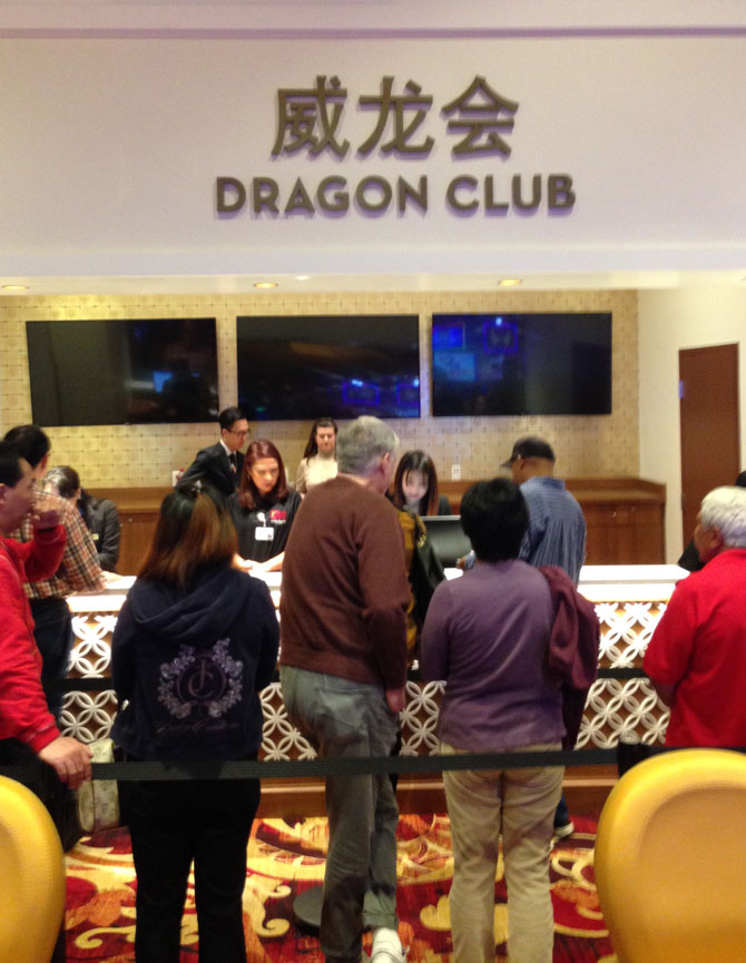 Lucky Dragon 7 Dragon Club