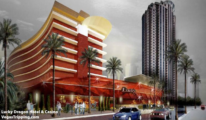 North Is The New South Dept Enter The Lucky Dragon Hotel And