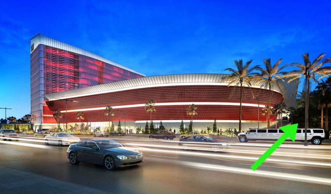 Lucky Dragon Casino Lowe Elevation