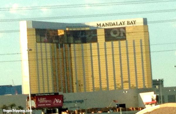 Mandalay Bay Wrapped