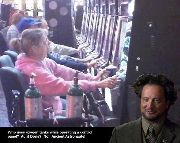 Ancient Aliens: Vegas