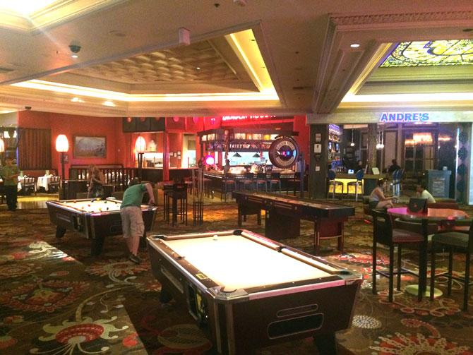 Monte Carlo Game Court