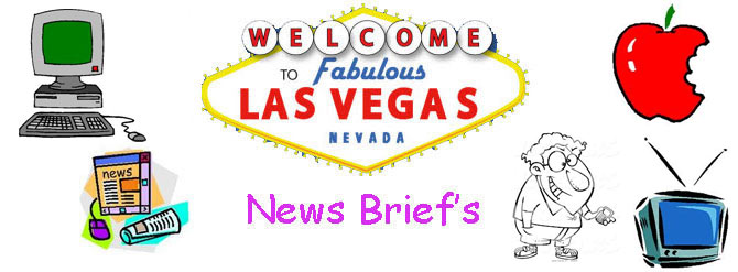 Las Vegas News Briefs