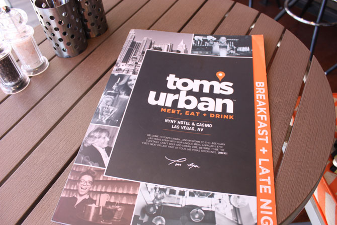 New York New York Tom's Urban Las Vegas Review Menu2