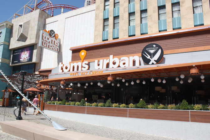 New York New York Tom's Urban Las Vegas Review