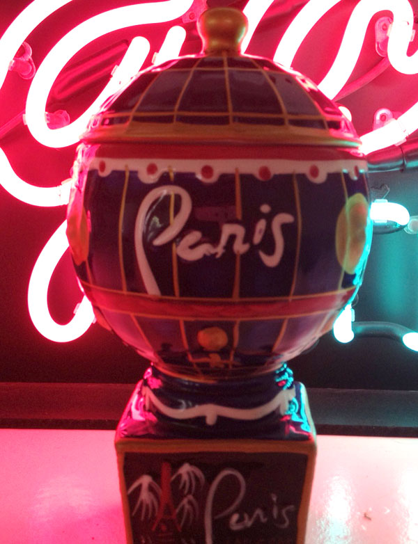 Paris Balloon Drink Pot