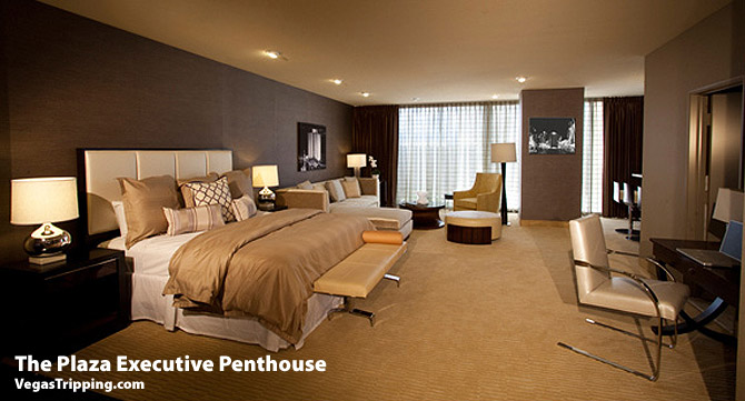 Plaza Executive Penthouse Vegas