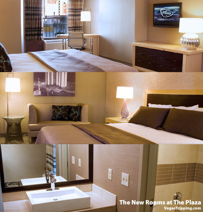 Plaza New Rooms