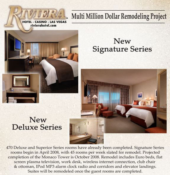 Riviera Room Remodels