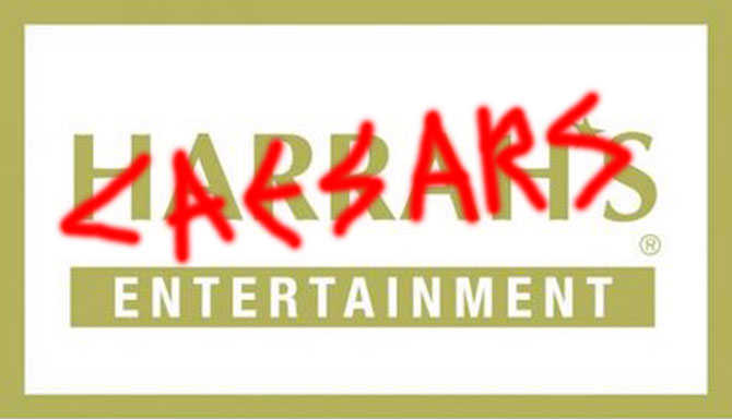 Sayonara Harrah's Entertainment