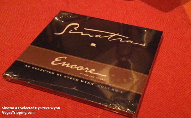 Steve Wynn Sinatra Collection Vol 1