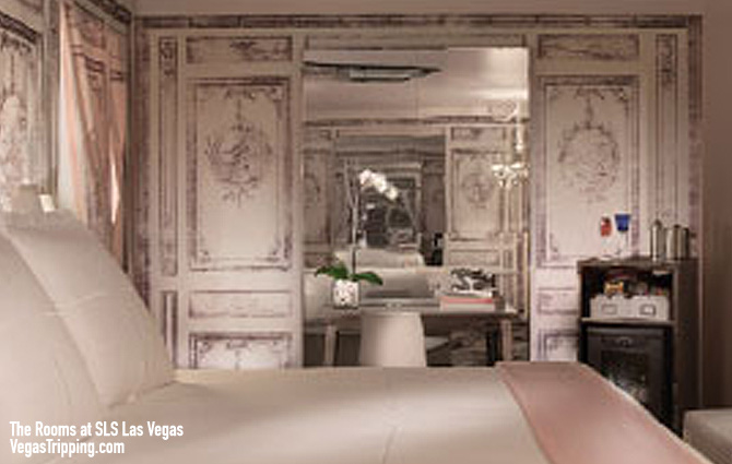 SLS Hotel Vegas Rooms