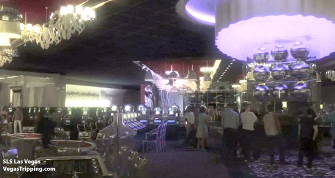 SLS marquee