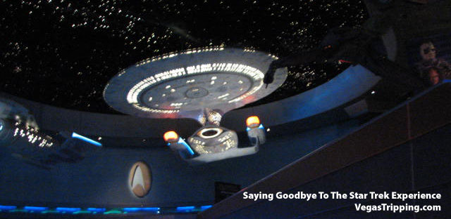 Star Trek Experience Closing