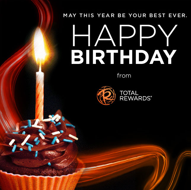Total Rewards Birthday Card