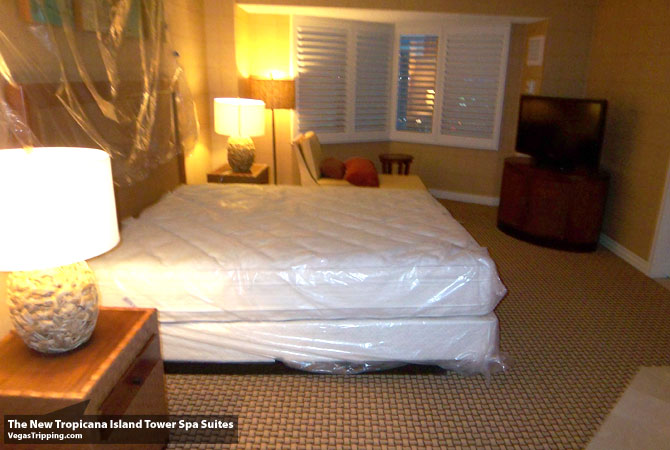 Tropicana Island Spa Suites Review