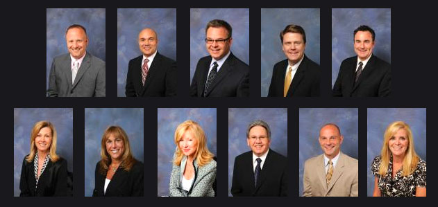 Tropicana Executive Team